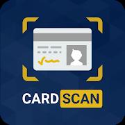 Escáner y lector de tarjetas de visita: escanee y organice