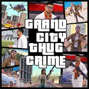 Grand City Thug Crime Game, juegos de gánsteres para Android