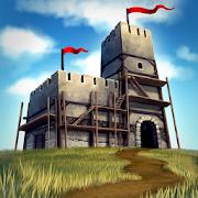 Lords & Knights - MMO de estrategia de construcción medieval