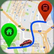 Fundador de ruta GPS
